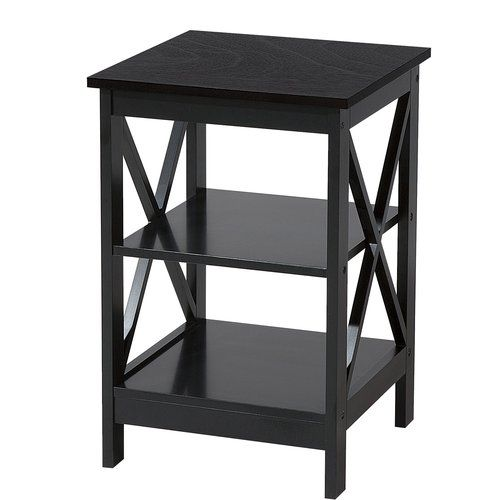 Clitheroe Side Table Brambly Cottage Modern End Tables Table Storage End Tables