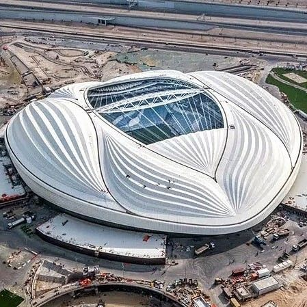 For More Visit Our Site Zaha Hadid Architects Al Wakrah Stadium Designed For The 2022 World Cup In Qatar Stadium Design Zaha Hadid Zaha Hadid Architects