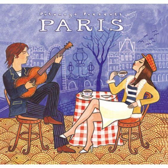 CD PARIS von Putumayo World Music