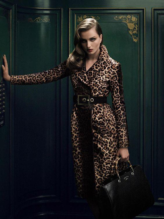 Short Film Noir Features Handbags: Gucci's Bamboo Confidential