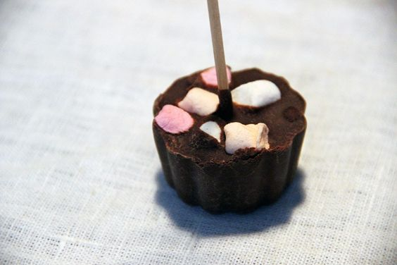 CADEAU GOURMAND : CUILLER POUR CHOCOLAT CHAUD - cuillers-chocolat-chaud