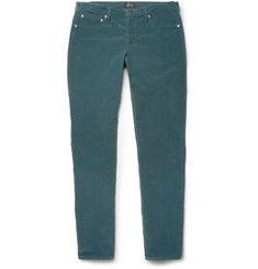 A.P.C.Petit Standard Slim-Fit Corduroy Trousers