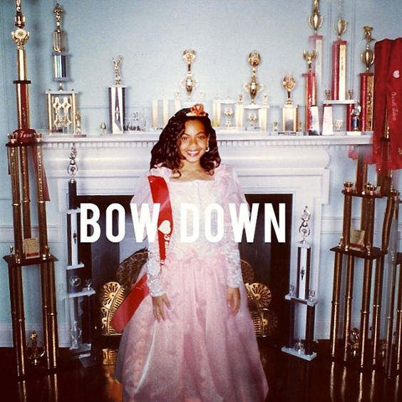 Beyoncé – Bow Down / I Been On (single cover art)
