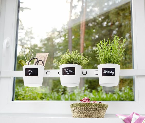 Kräuter- und Pflanzenleiter online bestellen bei Tchibo 312454