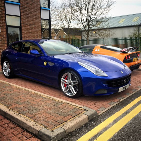 Lovely #Ferrari #FF
