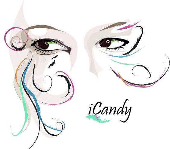 iCandyDesigns LOGO created by Brittany Angelica