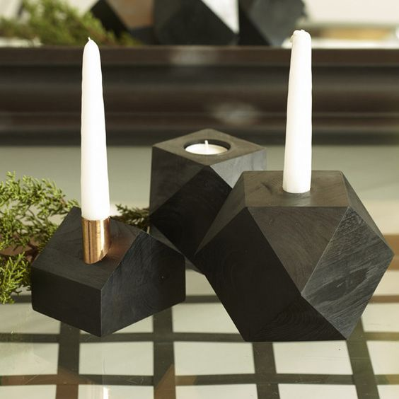 Simple with a masculine edge #Geometric