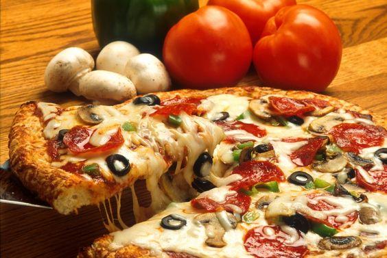 I love supreme pizza