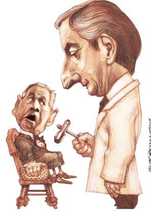 Néstor Kirchner se reúne con George Bush http://www.telam.com.ar/efemerides/07/23