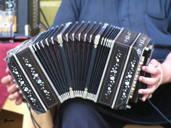 Bandoneon by Yumey