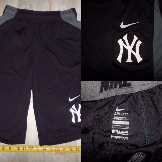 Yankees Nike shorts