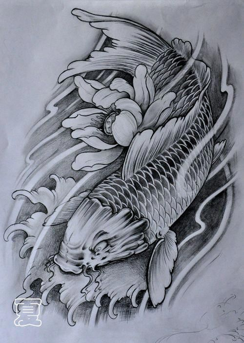 Best Ideas And Strategies For Japanese Koi Dragon Tattoo While You May Not Wish To Skimp When Thinking About Koi Tattoo Design Koi Tattoo Koi Dragon Tattoo