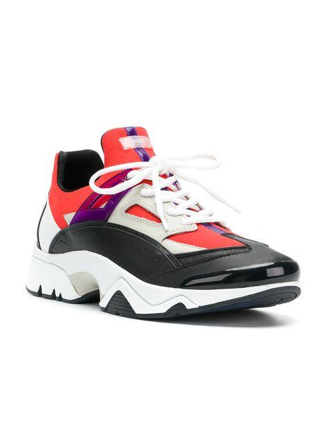 låga sneakers herr