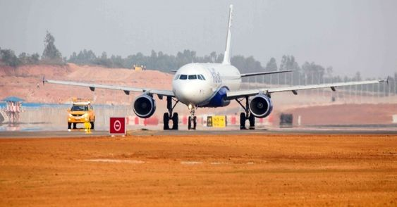 Top 10 Busiest Airport In India