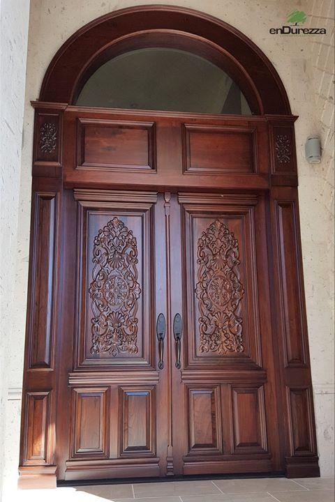28+ Puertas de madera en arco inspirations