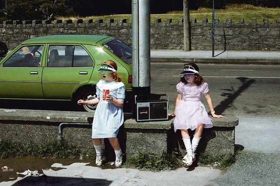 Galway, Ireland, 1988