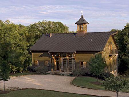 Barn houses!