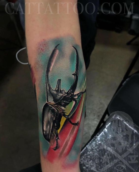 50 Check Out This Tattoo By Ivan Ivan On Instagram Ivan Wheel And Message Them On Cattattoo Com Feel Free To Sha