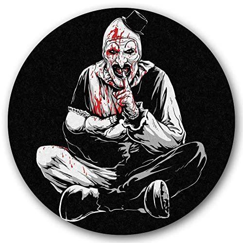 Terrifier 2 2020 Clown Horror Horror Movie Tattoos Horror Artwork