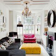 Eclectic Living Room - eclectic - Living Room - London