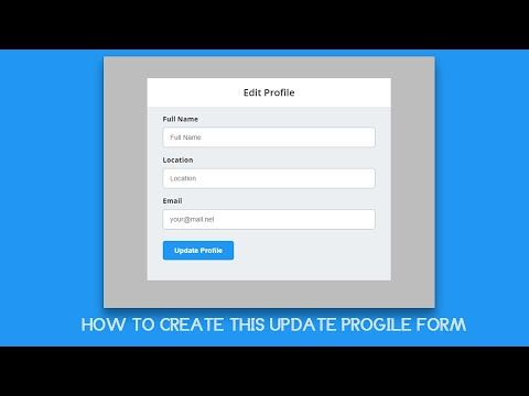 How To Make Login Form Update Style Using Html And Css Youtube Login Form Css Form