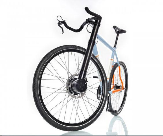 Street Sweeper, una bicicleta eléctrica de ¡sólo 10 kilos!