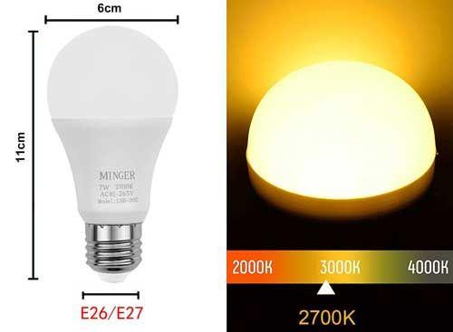 Best Light Bulbs Light Bulbs Led Light Bulb Bulb