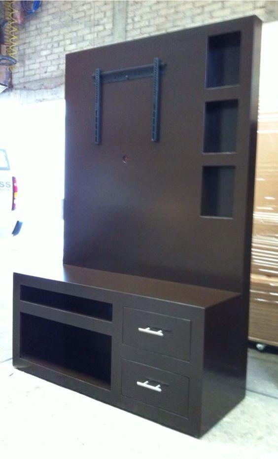 Somos fabricantes de muebles de madera roperos c modas - Muebles cajoneras comodas ...