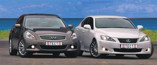 Infiniti и Lexus не достанутся российским чиновникам. Компания Nissan Motor, выпускающая Infiniti, и Toyota Motor, выпускающая Lexus, не намерены организовывать на территории России сборочные предприятия. Так в компании Toyota заявили, что сборка моделей Lexus возможна только при высоком уро