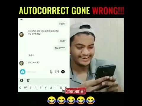 Auto Correct Funny Memes Youtube Funny Memes Memes Funny