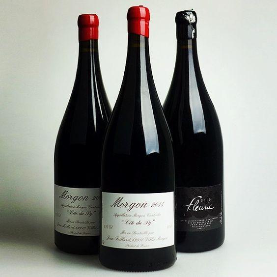 vinum diligo: Duboeuf Morgon, Beaujolais