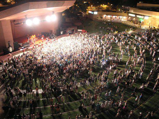 Mesa Amphitheatre - Mesa, AZ - Party Venue