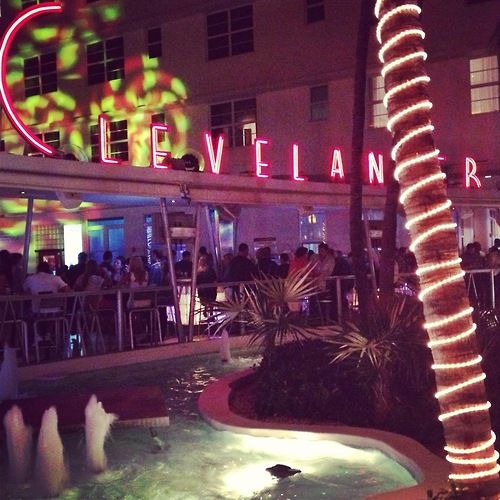 Clevelander Miami Beach
