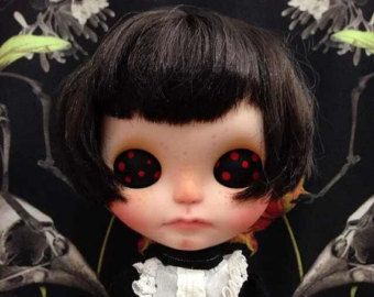 RESERVED for dlanOOAK custom blythe by BLoOmingSHirley on Etsy