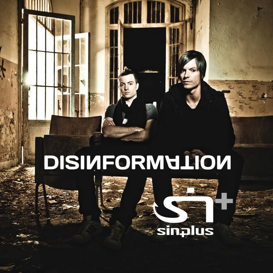 album cover art: sinplus - disinformation [2012]