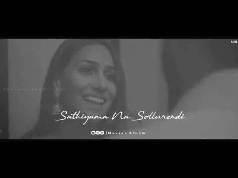 Mugen Rao Yasmin Nadiah Mashup Satthiyama Na Solluren Di Song Status Song Status Mashup Songs