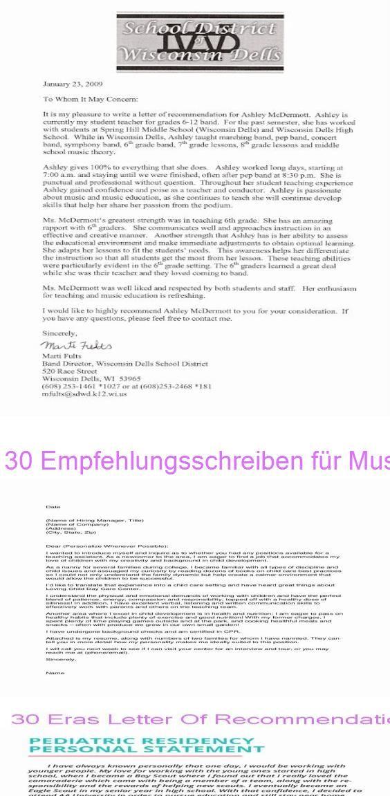 30 Empfehlungsschreiben Fur Musiker Blog In 2020 Empfehlungsschreiben Blog Schreiben