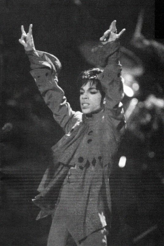 Prince • 1995 'The Gold Experience Ultimate Experience Tour: