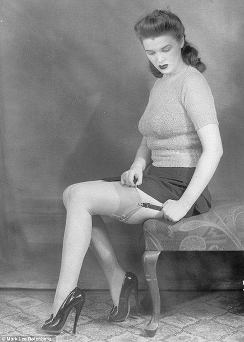 Vintage Leg Fetish 63