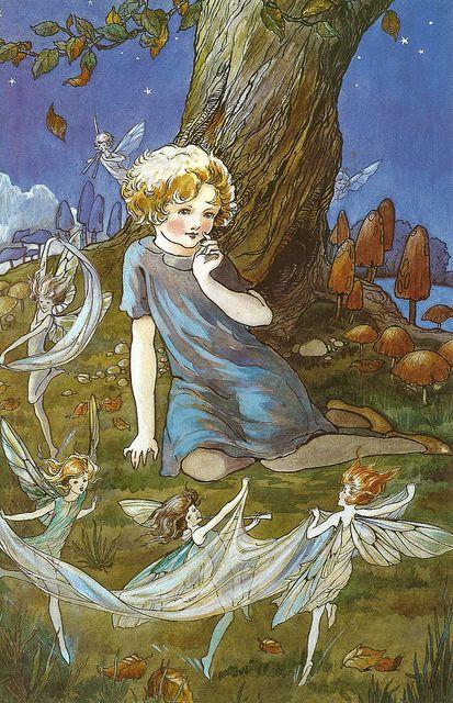 "Grace Jones - ""The Fairy Dance"" (с.1920) by sofi01, via Flickr"