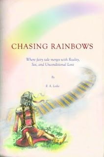 """""""Chasing Rainbows presents its readers with a meditative memoir-fairy tale romance in letters, through fiction and non-fiction narratives. The timeless theme offers lessons on how to use the gift of change as a way to live authentically, thus honoring the wisdom in our true selves. When we are honest with ourselves, our minds open to the innocence of our hearts and life becomes more alive."""""""