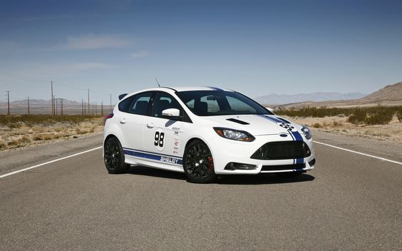 White Ford Focus St Wallpaper Wallpapers For Android Ford Focus St Ford Focus Shelby