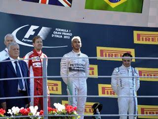 Blog Esportivo do Suíço:  Mais líder do que nunca, Lewis Hamilton vence na Itália; Massa é terceiro