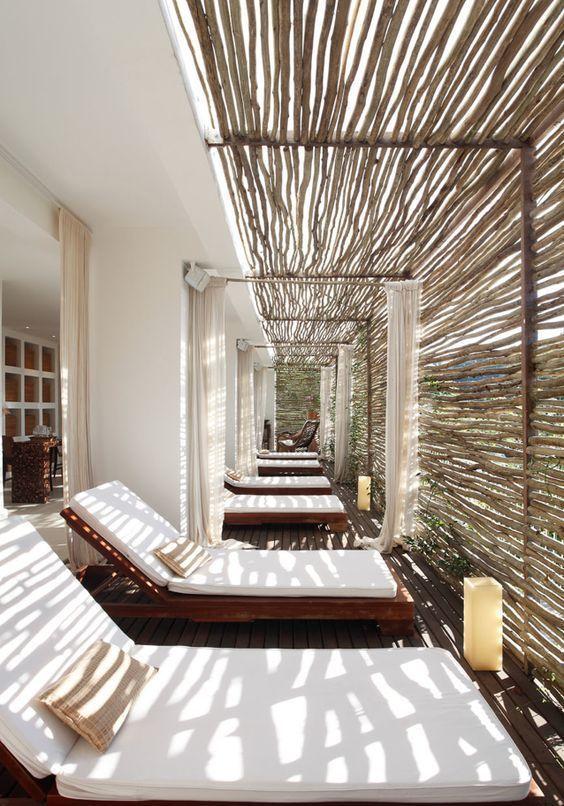 Ombre et lumière en terrasse - Project Inside - - #en ...