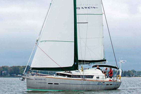 Garcia Exploration 45 Sailboat