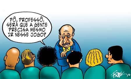 Post  #FALASÉRIO!  : BRASIL X HOLANDA !