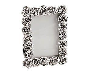 Bilderrahmen Rose, H 13 cm