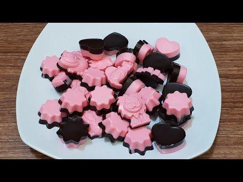 Coklat Karakter Homemade Cara Membuat Coklat Karakter Sendiri Dengan Cetakan Youtube Coklat Resep Coklat Kacang Mete