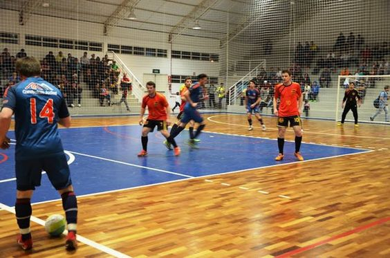 Rádio Web Mix Esporte&Som: Nova Bassano: Municipal de Futsal 2016 realizou ma...