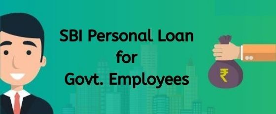 Don T Rely Exclusively On Paycheque Avail Sbi Personal Loan For Govt Employees Personal Loans Financial Help Loan